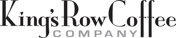 kings row coffee company logo