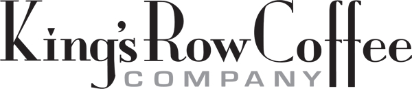 kings row coffee company logo